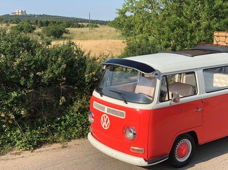 VW T2 CABRIO